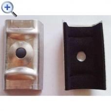 Calote aluminiu cu garnitura 26-27
