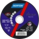 Disc Flex Norton 125x4.0x22.3