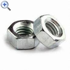 Piulita hexagonala gr.8 DIN 934 M10