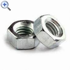 Piulita hexagonala gr.8 DIN 934 M6