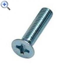 Surub cap inecat DIN 965 M5x60